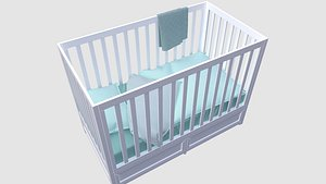 bed child 3D