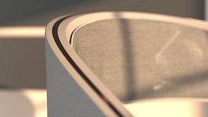 3D VAChair model