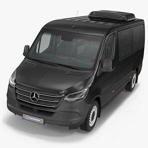 3D model Mercedes Sprinter Tourer 319