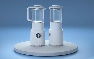 3D Juicer grinding machine