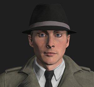3D fashion detective model