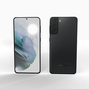 3D samsung phone mobile model