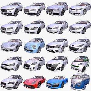 car pack european model