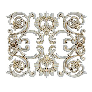 Decorative element 11 model