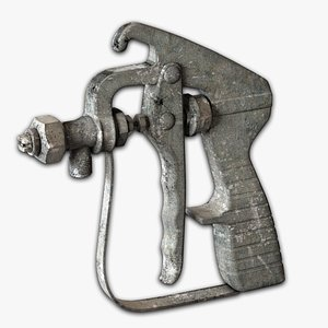 3D spraygun