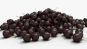 cherry fruit model