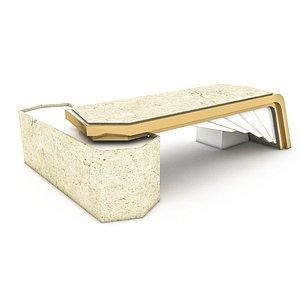 3D boss table