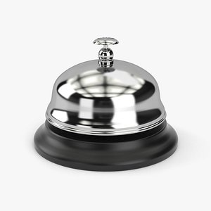 Service Bell 3D