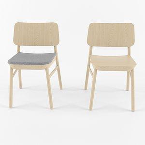 Billiani Drum Chairs70  71 3D model