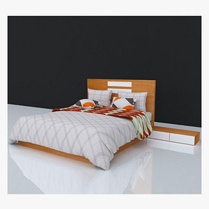 BED  FREE 3D