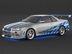 3D model 2 fast