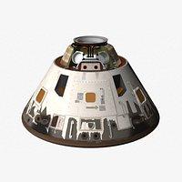 Apollo Command Module ELS