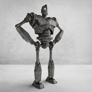 3D Iron Giant - 3D print model