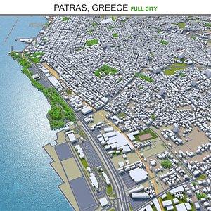3D Patras Greece