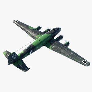 Focke-Wulf Fw 200 Condor 3D model