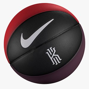 3D Kyrie Irving Nike Crossover Ball Basketball