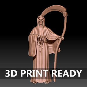 3D Grim Reaper