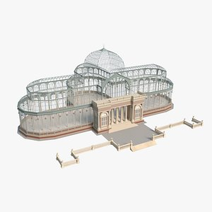 3D Cristal Palace - Madrid