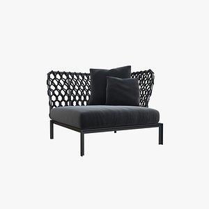 3D outdoor furniture 9