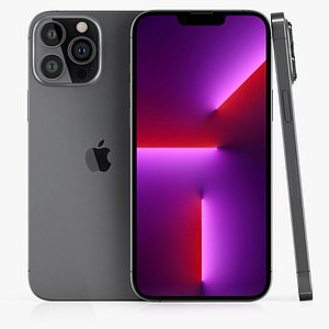 iPhone 13 Pro Max 3D model
