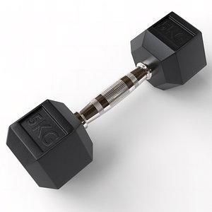 3D model Gym Dumbell 004