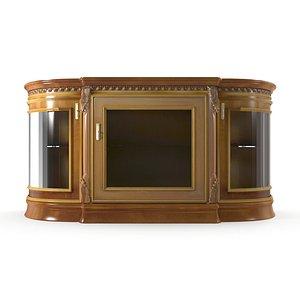 3D furniture furnishings model