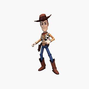 3D Woody model