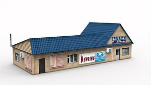 3D Russian Shop
