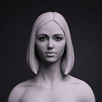 Female BaseMesh - Eve - ZTool 4R8