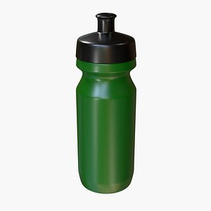 3D model Squeeze Bottle 01
