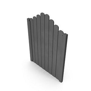 garden door 3D model