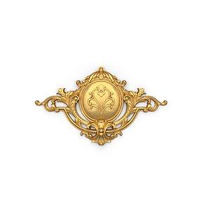 Classic decor ornament 26 3D print model 3D model