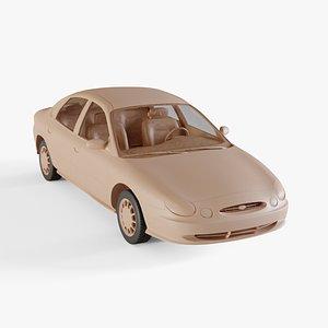 1996 Ford Taurus 3D