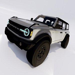 Ford Bronco Sport 2021 3D