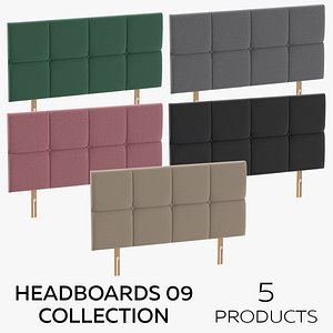 Headboards 09 Collection 3D