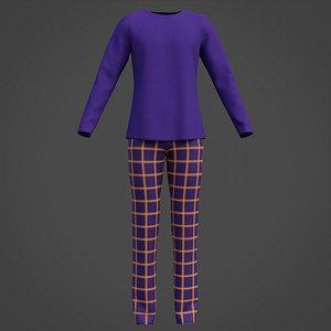 3D pyjamas