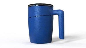 3D model modern jug
