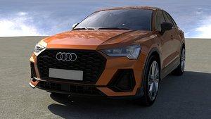 car cars 3D model