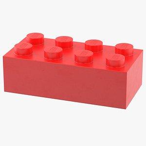 3D Lego Brick model