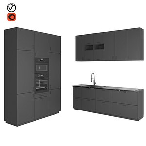 faucet sink hood 3D