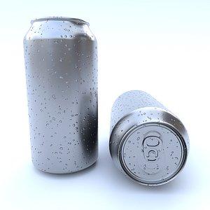 beverage 440 ml 3D