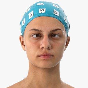 penelope human head cross model