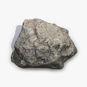 Rock 2 3D Model 3D