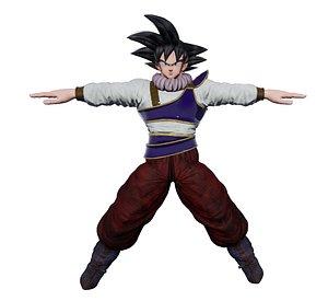 3D Goku Yardrat