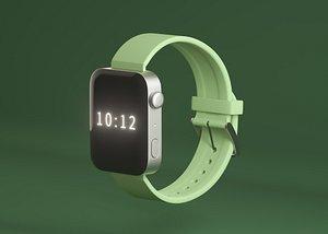 Electronic watch electronic watch watch watch watch watch clock timer pedometer Swiss watch watch me 3D