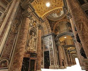 3D Vatican Basilica di San Pietro 2 model