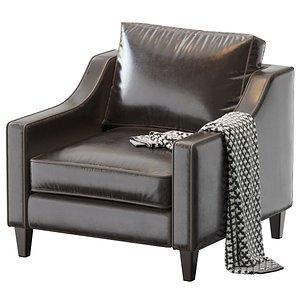 paidge chair 3D model