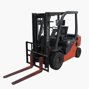 forklift fork lift model