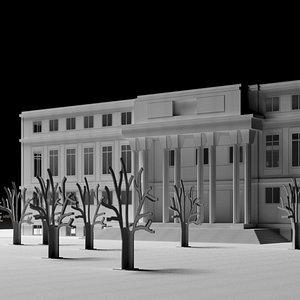 3D La Casa de Papel - Final Cut