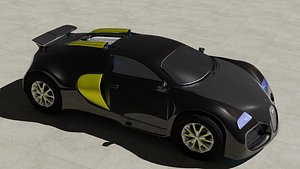 bugatti veyron model